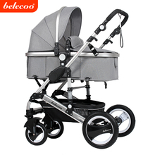 Korea girl types shopping buggy baby jogging stroller 2 in 1