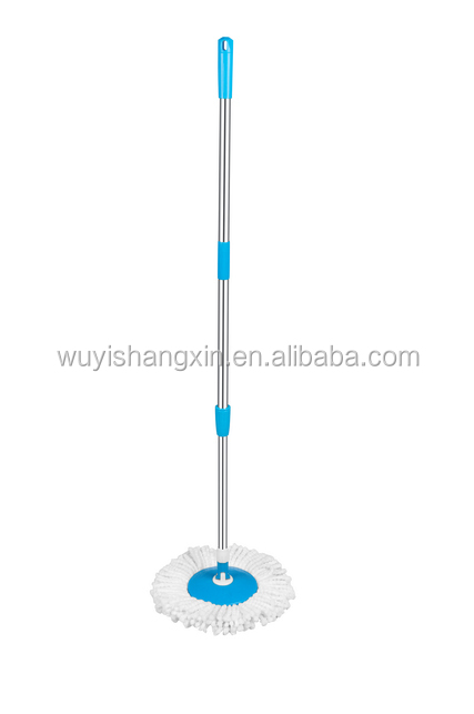 Easy Mop Rotating Spin 360 Degrees Floor Cleaner 2 Mop