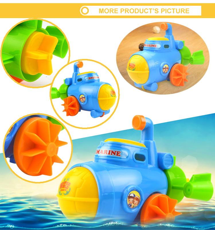 Baby Bath Wind Up Toys Swimming Boat Toy Submarine - Buy Bath Wind ...