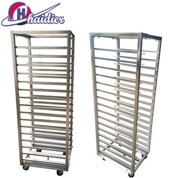Tray Rack Trolley Stainless Steel Bakery Bread Racks Buy Stainless