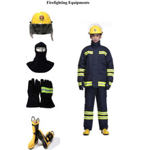Fire safety boots