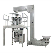 VFFS Vertical Form Fill Seal pack bag packaging machine bag former Multihead weigher combine computer balance