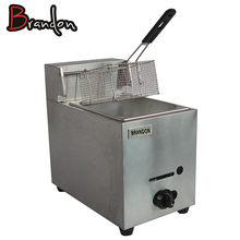 Frying Machine manufacturer Commercial single fried chicken fryer