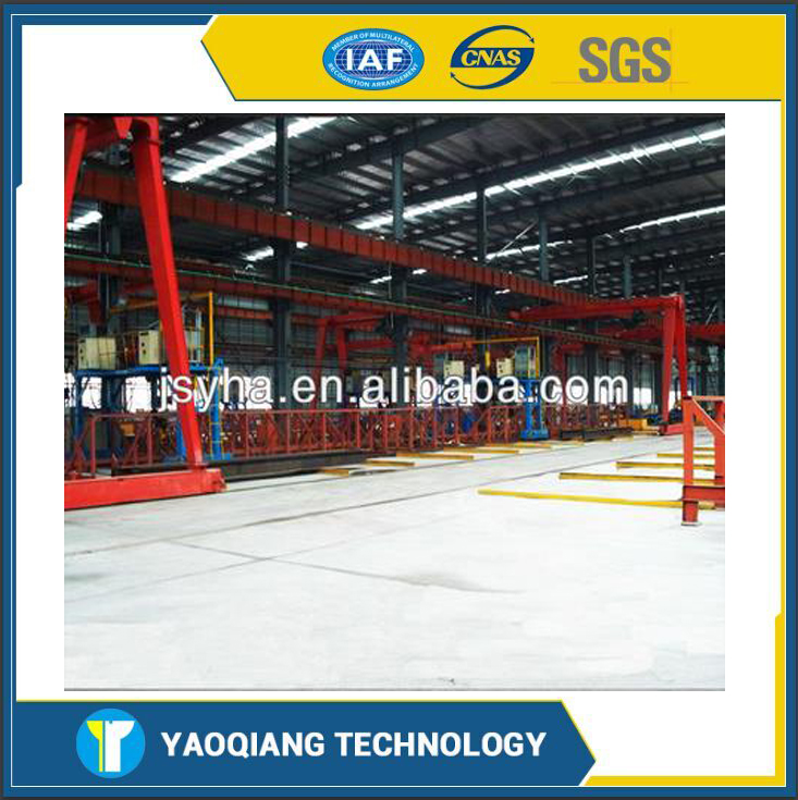 Automatic Cantilever Model Welding Machine With Aotai Welder