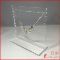 Buy Wholesale counter necklace jewelry display, necklace display ...