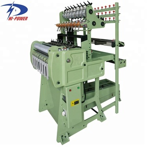 Long Chain Cotton Shuttle Weaving Loom Machine Small Weaving Machine
