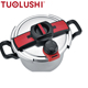 Well Priced pressure pan pot cookerware cooker with temperature control on sale With Iso9001 2008