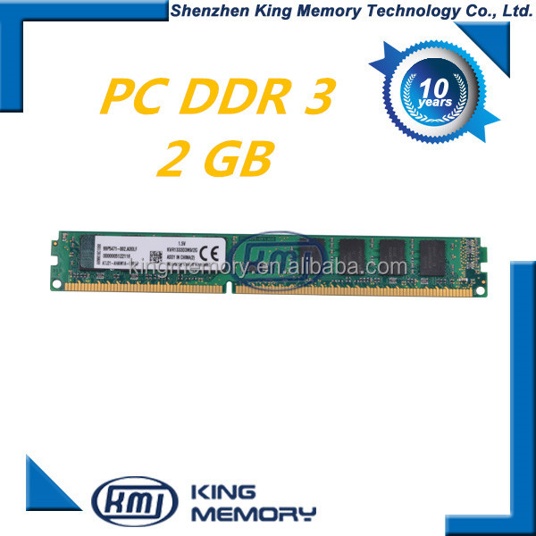 2GB Memory Capacity and DDR2 Type Memory RAM DDR2 DDR3