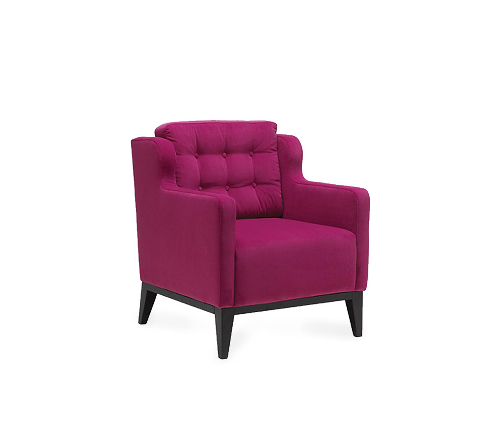 Barato al por mayor pink peque o sill n sof muebles for Sofas originales baratos