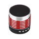 High Quality Cheap Karaoke Mini Bluetooth BoomBox Speaker with Led Light