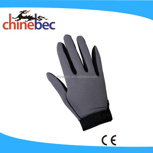 Full Finger Cycling Gloves/Sport Glove/Leather Horse Riding Gloves