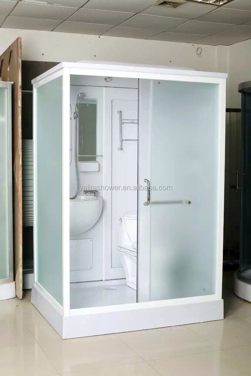 All In One Bathroom Units Prefab Bathroom/integrated Bathroom Suit ...