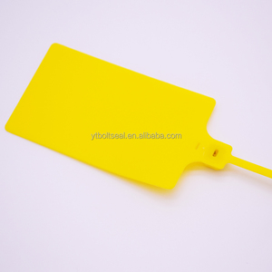 Large sign plastic seals Seal Plastic Material and Standard or Nonstandard plastic seal YT-PS608