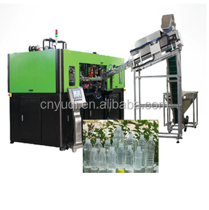 SY-2SC pet plastic bottle making blow job machine