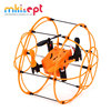 Brand new sky walker 2.4g 4-axis ufo aircraft quadcopter wholesale ar rc drone