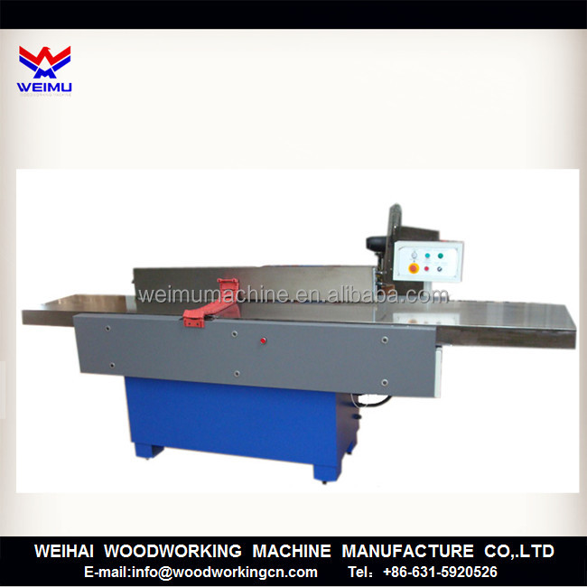 Woodworking surface planer machine MB505