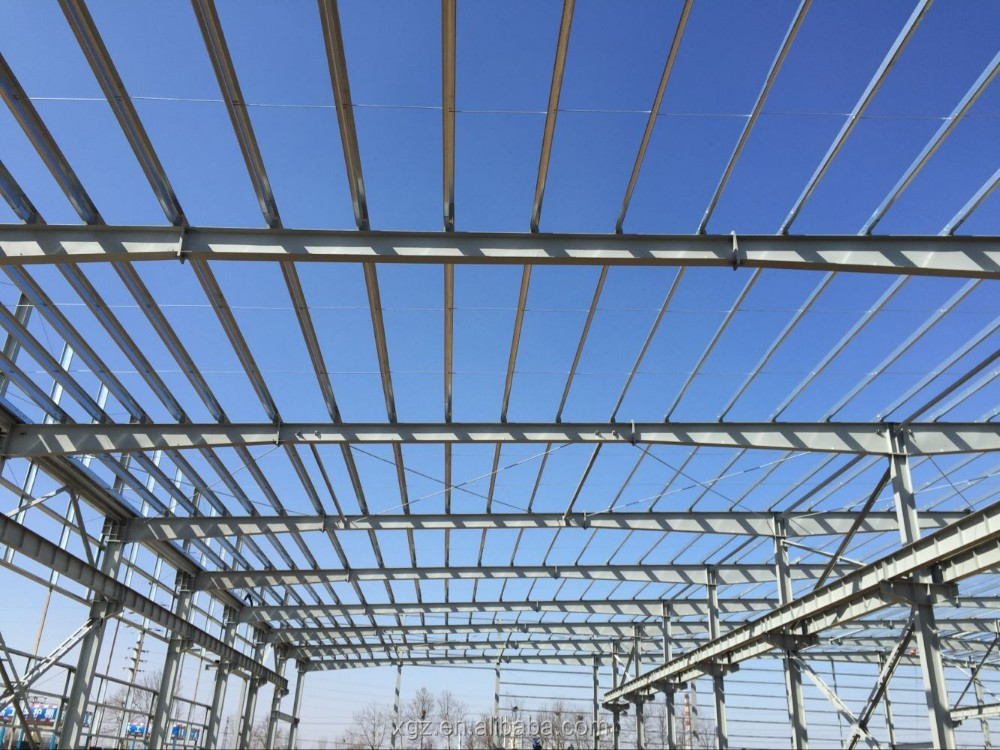 Low price prefabricated house/steel frame house