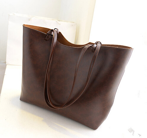 Simple Leather Handbags