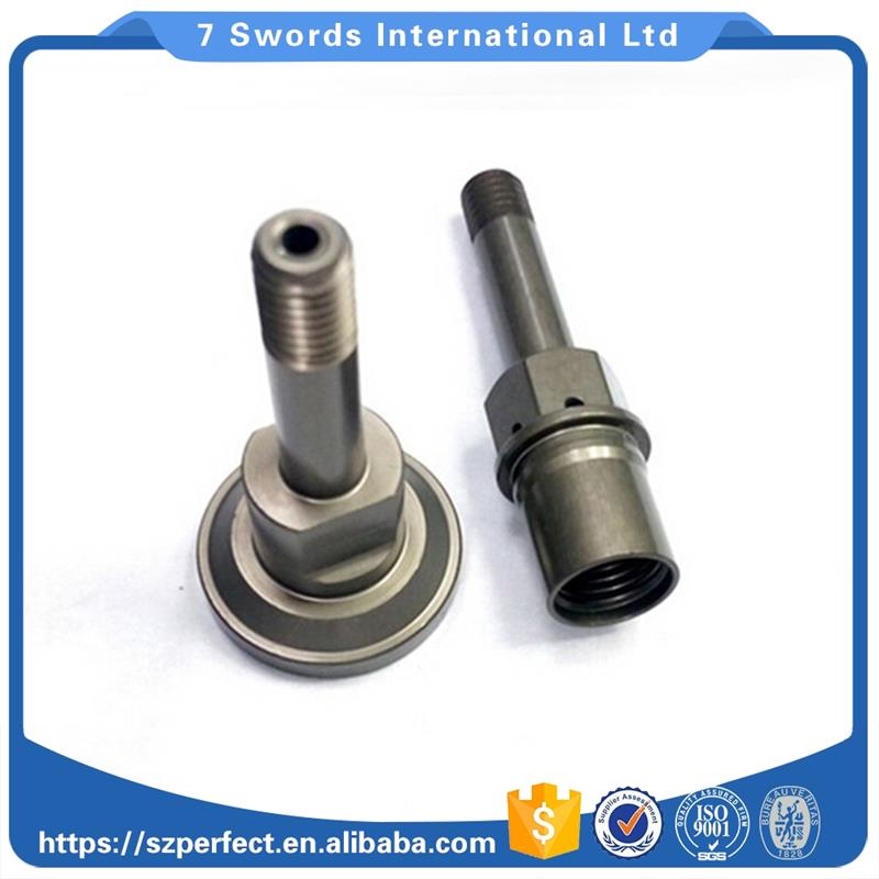 Professional high quality cnc machinery titanium alloy parts
