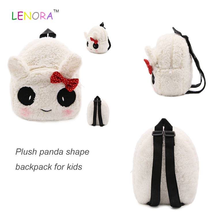 Wholesale Small children Plush unicorn Backpack, Kids Children School Bag, Plush Cartoon Toy Baby Backpack shoulder bag