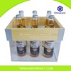 Hot selling promotion custom wooden beer ice bucket