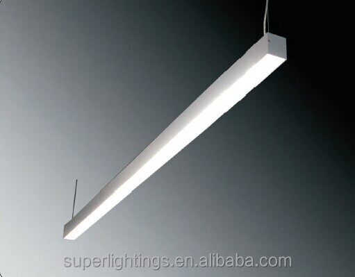 Aluminum Profile Led Linear Lighting Fixture,High Lumen Hanging ...
