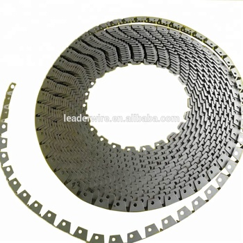 Edge Banding Flexible Sofa Furniture Upholstery Curve Tack Strip
