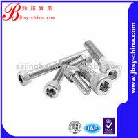 Stainless steel allen head bolts of full thread DIN912