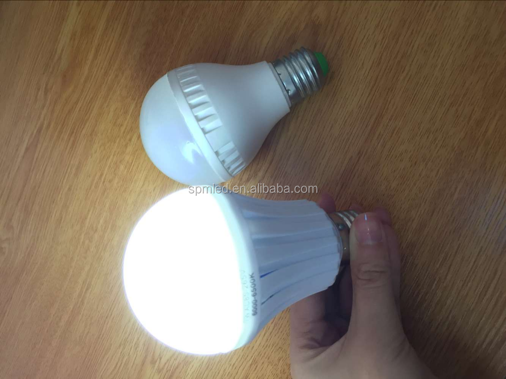 e27 b22 warm white led, 5W 7W 9W 12W led emergency bulb light factory wholesale