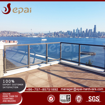 Economic Type Stainless Steel Roof Deck Railing - Buy Roof ...