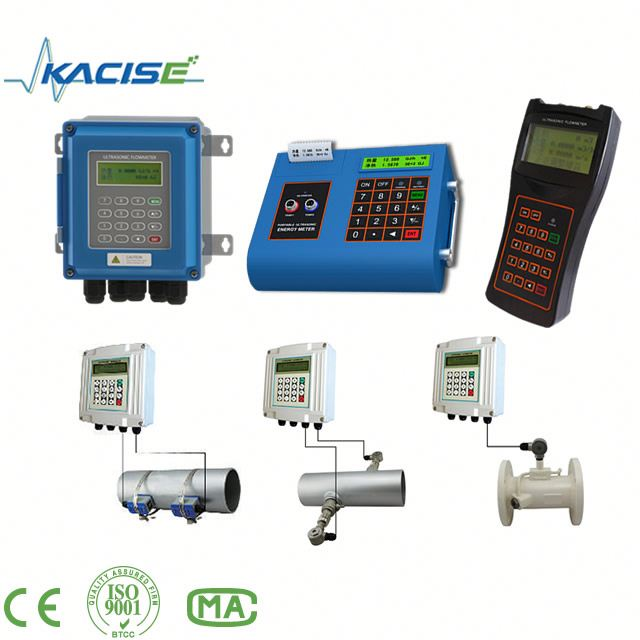 economical wireless flange type flow meter calibration
