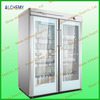 widely welcomed disinfection cabinet for restaurant use