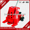 15 T small hydraulic jacks with safety valve