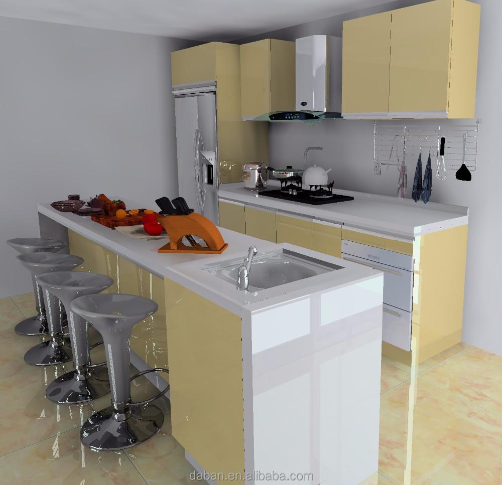 Keuken ontwerp moderne ideeën keuken plafond verlichting mooie ...