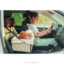 Pet Booster Seat Dog Car Seat Collapsible Carrier Perfect for Small Pets