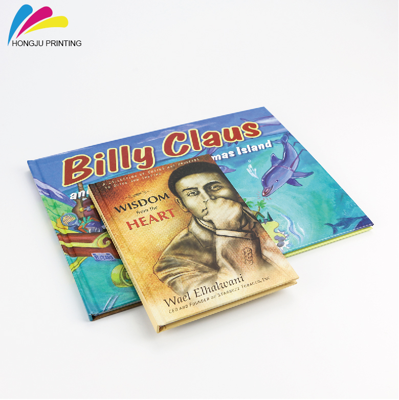 china supplier custom offset printing hardcover children book