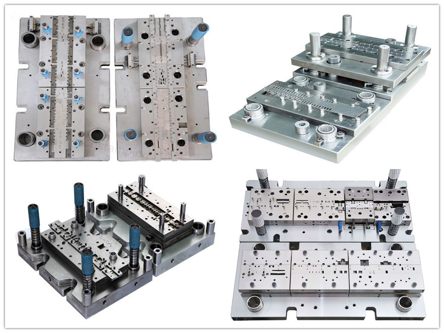Precision Metal Automotive Part Stamping Punch Press Tool
