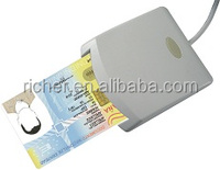 Factory price debit card reader and writer for Windows 2000 / XP / VISTA / WIN7