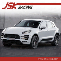 Turbo Style Pp Front Bumper For 2014-2016 Porsche Macan - Buy For ...