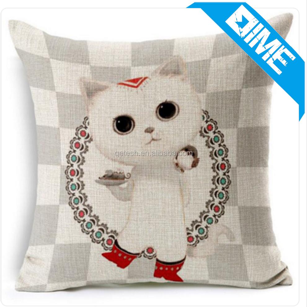 Custom Popular Fancy Cartoon Cat