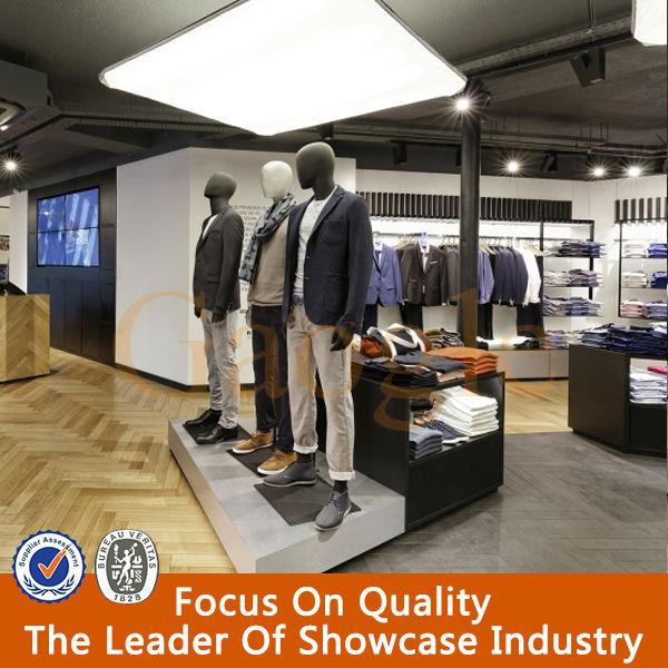 Dise o agradable tienda de ropa de dise o de interiores for Diseno de interiores almacenes de ropa