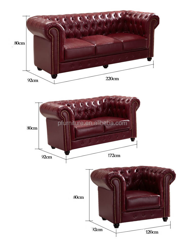 Classic chesterfield sofa replica cheap chesterfield sofa for Cheap classic sofas