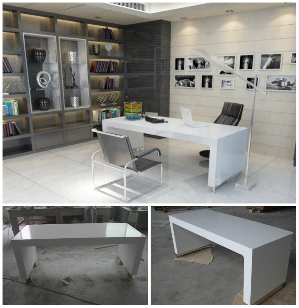 Elegant Modern Office Table Design