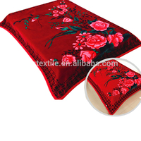 China supplier Yiwu blanket customized photo blanket solaron korean blanket