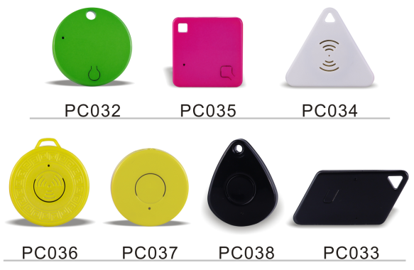 Programmable Wireless TIcc2541 Chipset Waterproof iBeacon Eddystone Bluetooth Beacon Support URL Broadcasting & Notification