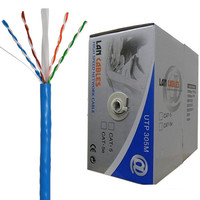 CE ROHS Certification UTP FTP SFTP CAT6 NETWORK CABLE