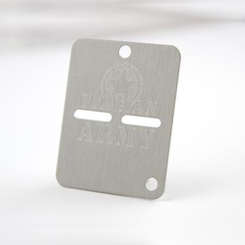 Decoupe En Metal Carte De Visite Sublimation