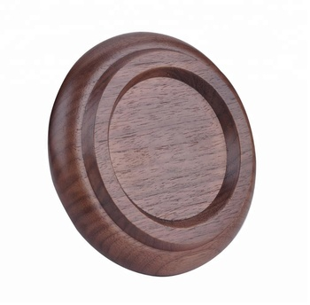 Solid Wood Piano Piano Caster Cups
