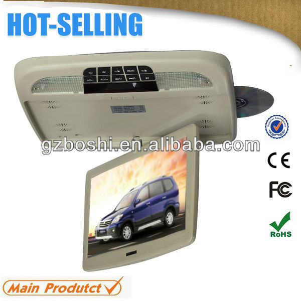 Super thin car dvd player