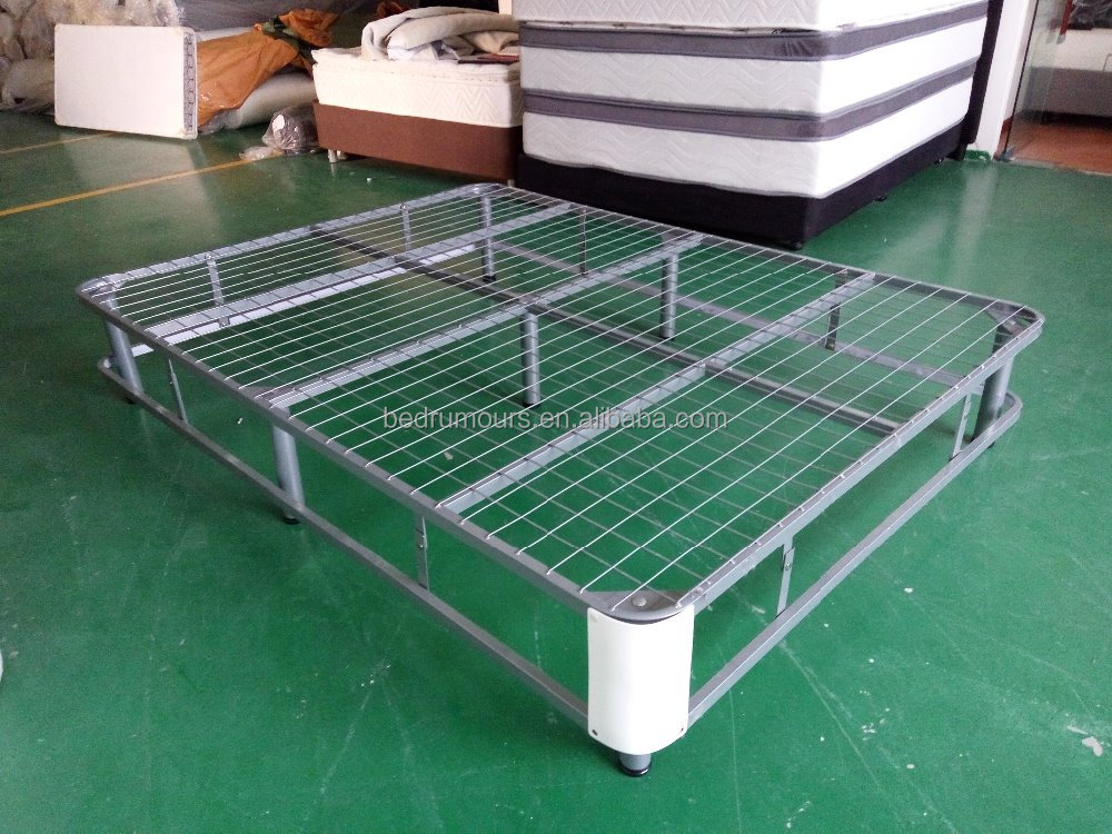 Adjustable legs Knock Down packing bed base